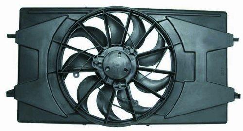 Depo 335-55044-000 Dual Fan Assembly