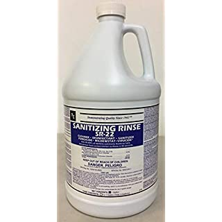 Hospital Grade Disinfecting and Sanitizing Rinse SR-22 CONCENTRATE- Makes 160 Gallons of Cleaner!