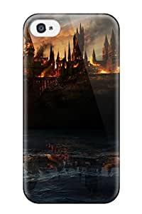 Irene R. Maestas's Shop Excellent Iphone 4/4s Case Tpu Cover Back Skin Protector Harry Potter 7 Deathly Hallows 5175569K63568930