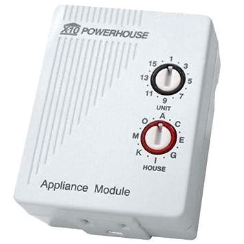 X10 Appliance Module, 3-Prong: Amazon.ca: Camera & Photo