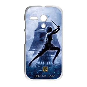Motorola G Cell Phone Case White Peter Pan PMT Incipio Cell Phone Cases