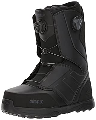 ThirtyTwo Mens Lashed Double Boa '17 Snowboard Boot