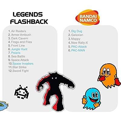 Legends Flashback Blast!: Video Games