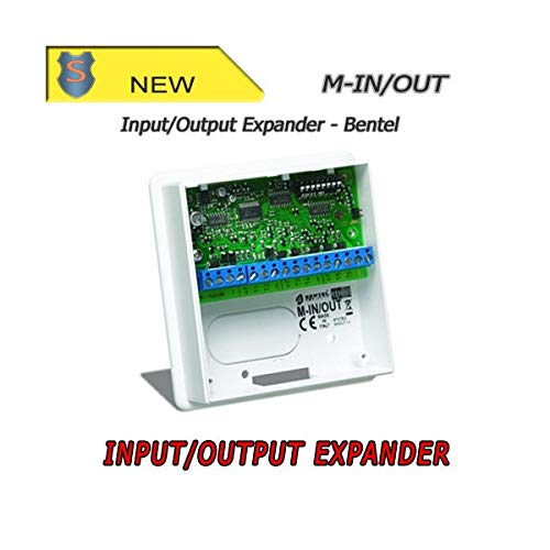Bentel Expansion Module with 6 Programmable Input//Output Terminals