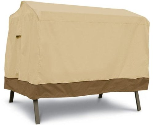 Veranda Canopy Swing Cover, ONE SIZE, BEIGE - Online Returns Macy's