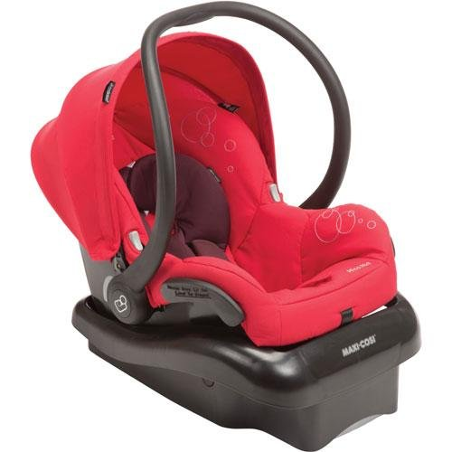 Baby 1st Stroller With Carrier Travel System, Red - 6