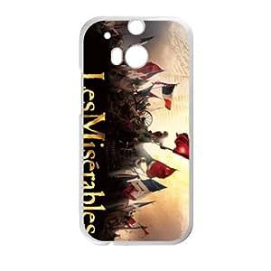 Lesmiserables Hot Seller Stylish Hard Case For HTC One M8