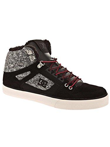 DC Shoes Spartan High Wc - Zapatillas de deporte para hombre Negro - negro