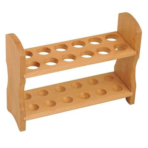 Bennett Wood 2425-A Test Tube Rack by Bennett Wood