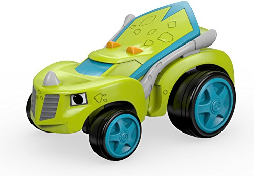 [Fisher-Price Nickelodeon Blaze & the Monster Machines Race Car Zeg] (Fisher Price Car Toy)