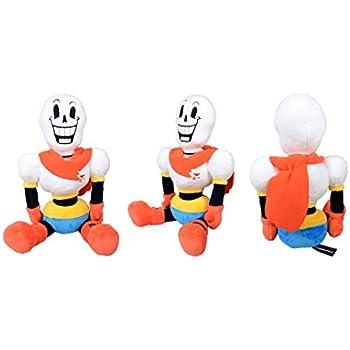 Undertale Plush Toys Sans Papyrus Asriel Toriel Undyne Temmie Frisk Chara (Papyrus)