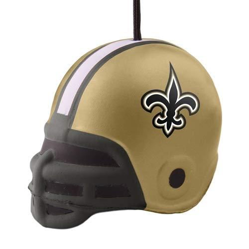 Topperscot New Orleans Saints Squish Helmet Ornament