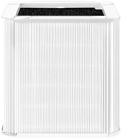 Cabiclean Blue Pure 211+ Replacement Filter Compatible with Blueair Blue Pure 211+ Air Cleaner Purifier, Foldable Particle and Carbon Replacement Filter