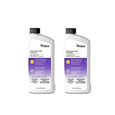Whirlpool Water Softening Cleanser Formula 16oz, Pack of 2