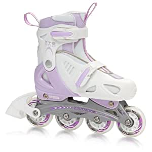 Lake Placid XTS 600 Girls Interchangeable/Adjustable Skate (Small)