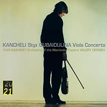 Kancheli: Styx, Gubaidulina: Viola Concerto Audio CD: unknown: Amazon.es: Música