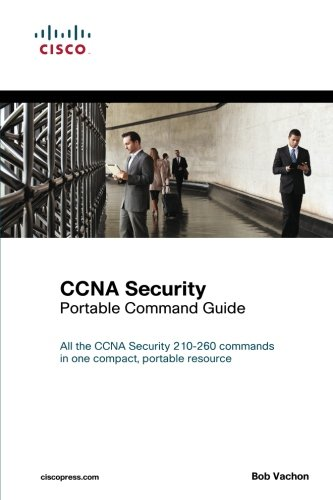 CCNA Security (210-260) Portable Command Guide (2nd ()
