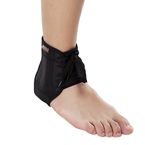 FLYON Ultra Wrap Ankle Brace For Athletics, Injury Recovery, Joint Pain, and More