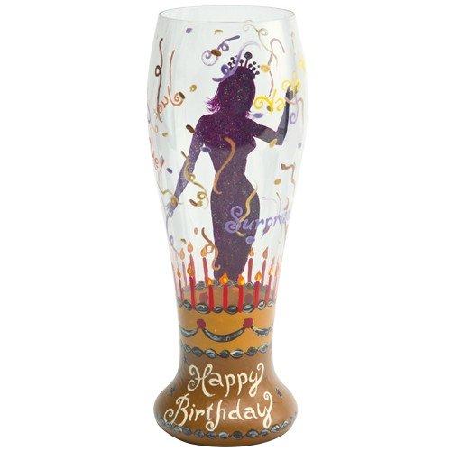 Santa Barbara Design Studio PIL-5522R Lolita Gotta Love Beer Pilsner Glass, Birthday ()