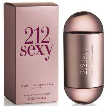 212 SEXY Perfume By CAROLINA HERRERA For WOMEN