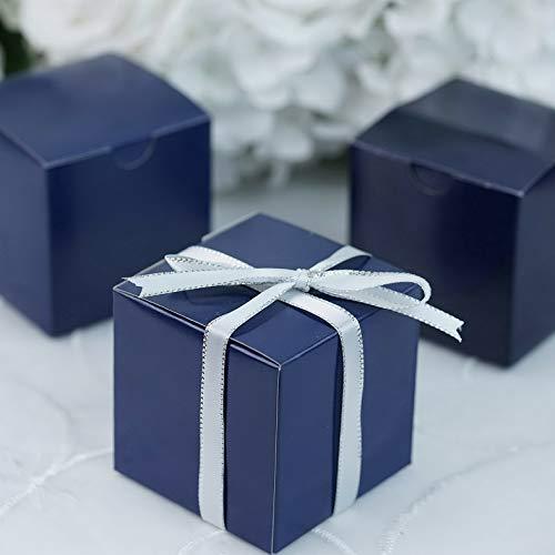 Mikash 100 3 x 3 Wedding Favor Box