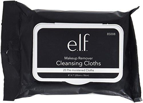 Elf Studio Facial Cloths Size Ea Elf Studio Makeup Remover Cleaning Facial Cloths
