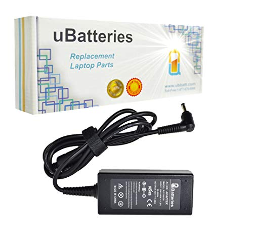 UBatteries Compatible 19V 30W AC Adapter Charger Replacement for HP Mini 102 110 110C 210 / HP Mini 1000 / Compaq Mini CQ10 Series 110 Mini 1000 Series