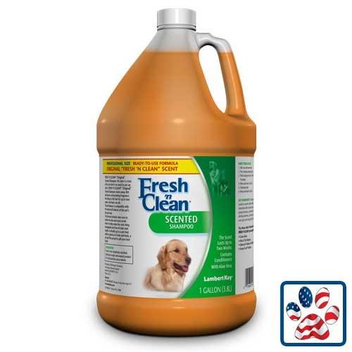 Original Fresh N Clean Shampoo for Dogs 1 Gallon