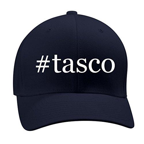#tasco - A Nice Hashtag Men's Adult Baseball Hat Cap, Dark Navy, Large/X-Large