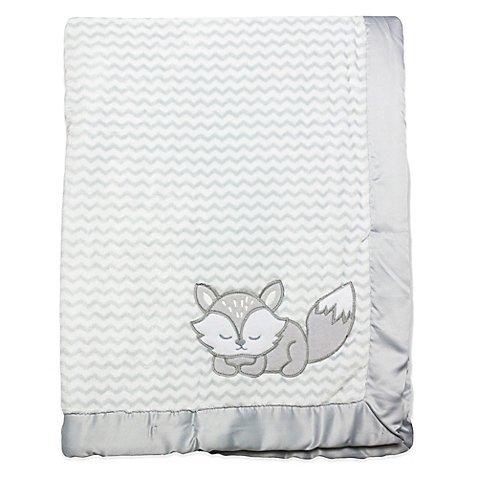 wendy-bellissimotm-mix-match-fox-applique-plush-blanket-in-grey
