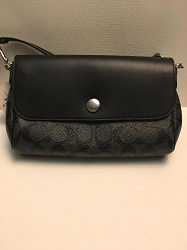Coach Leather Flap Bag - 6