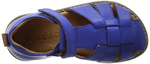 Froddo  Froddo Boys Blue Sandal G3150083-1, Sandales Bout fermé garçon - bleu - Blue (Blue Electric), 32