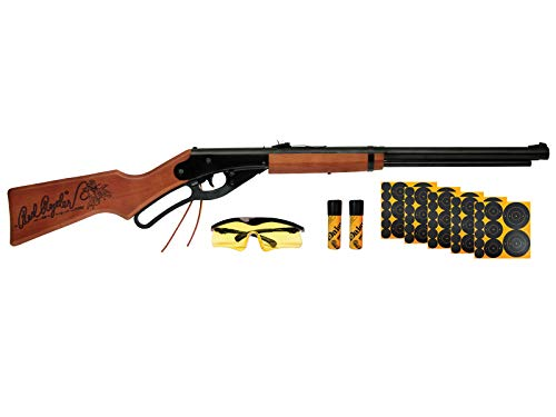 Daisy Outdoor Products Model 1938 Red Ryder BB Gun (Shoot-N-C Kit)
