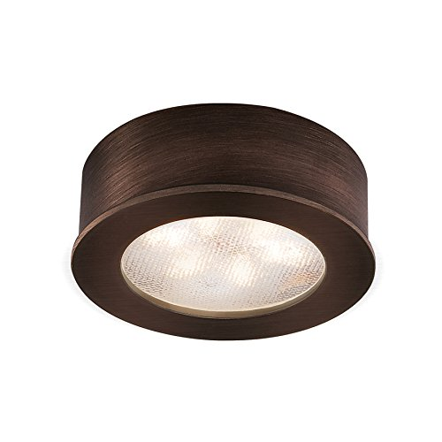 Wac Lighting HR-LED87-27-CB 3000K Soft White Round LED Bu...