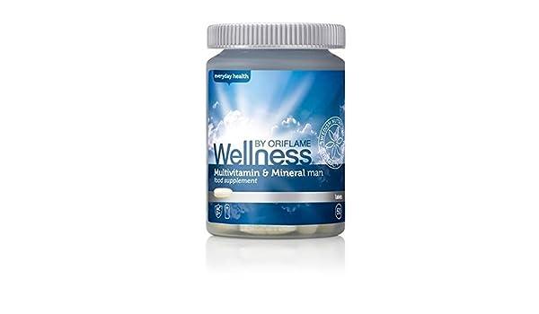 GRAN VENTA GRAN VENTA Oriflame Wellness Multivitaminas y Minerales para Hombre VENTA FROM 22.90 EUR: Amazon.es: Hogar