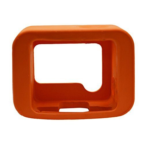 Floaty Case Protective for Camera Insurance Frame Protector Case for All Hero Sessions(Orange)