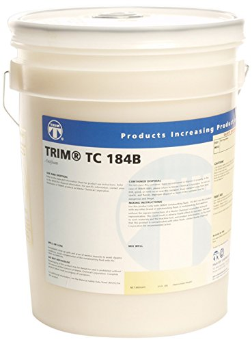 TRIM Cutting & Grinding Fluids TC184B/5 Nonsilicone Antifoam, 5 gal Pail by TRIM