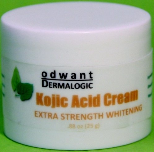 What is kojic acid cream