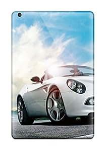New Premium Flip Case Cover Alfa Romeo Black Car Model Desktop Skin Case For Ipad Mini 2