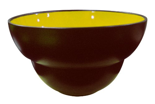 Waechtersbach Duo Set of 4 Medium Dipping Bowls, Curry
