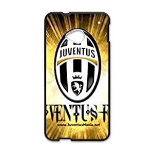 FC Juventus Logo for HTC One M7 Phone Case 8SS460924