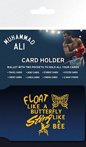 Crédito 10 X Para Tarjetas Float Tarjeteros De 7cm Muhammad Ali 0pY6nS