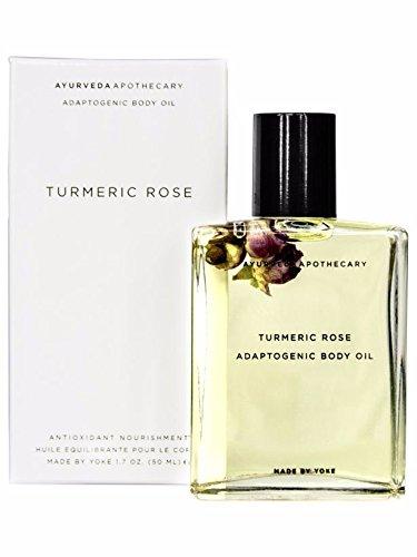 Trade Yoke Tumeric Rose Body Oil 1.7 OZ (50 (Yoke Oil)