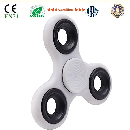 Fidget Spinner Toys Hand Spinner Stress Reducer Aluminum Alloy Bearing Anti Anxiety ADD, ADHD, Autism Adult Children Kids 360 Spinner Helps Focusing Fidget Toys EDC Focus Toy - Locations T2