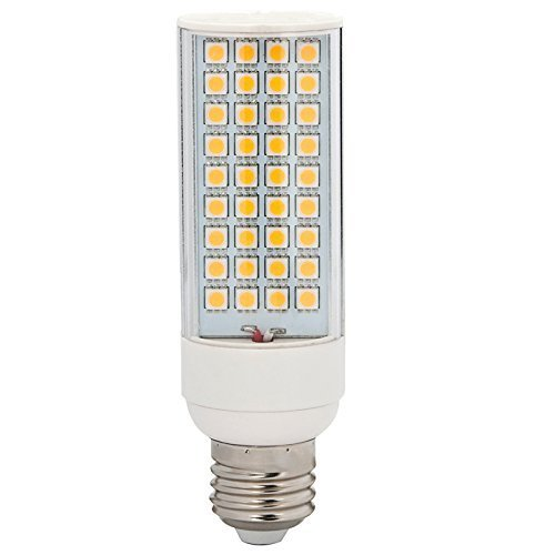 HERO-LED  PL7W-COV-DW Design & Quality Rotatable LED T10 Tubular Bulb, LED Piano Lamp, for Reading, Desk, Picture, Floor Lamps, 7W, 60W Equal, Daylight White 5000K, CRI 85+ (Not ()
