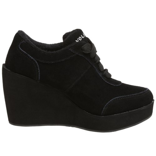 Wedge Volatile Cash Women's Black Sneaker pqSPXxqw