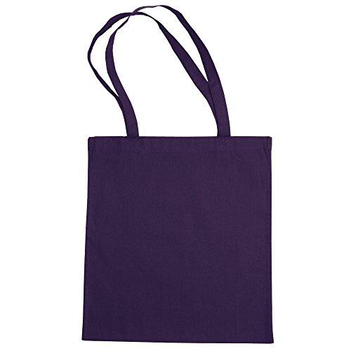 compra mano Bags Jassz Bolsa grande de Púrpura de la de algodón By qqHZ7w0