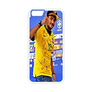 DIY Printed Personlised Bienvenido Neymar cover case For iPhone 6 Plus 5.5 Inch W5989978