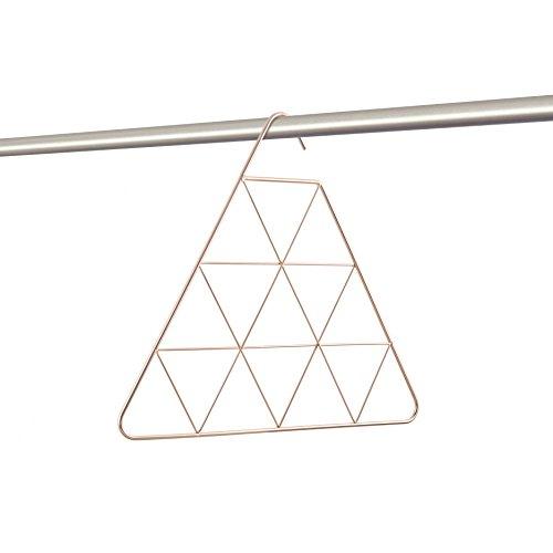 Umbra Pendant Triangular Copper Scarf Hanger/Accessory Hanger, Copper by Umbra (Image #1)'