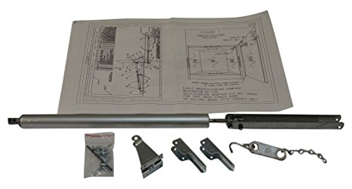 Eagle 1968G Self Closing Adapter Kit, For 6110 Flammable Storage ...